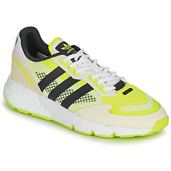 Sko Herre Lave sneakers adidas Originals ZX 1K BOOST Hvid / Gul