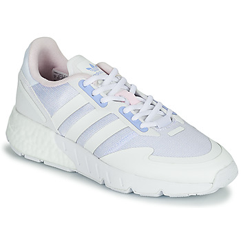 Sko Dame Lave sneakers adidas Originals ZX 1K BOOST W Hvid