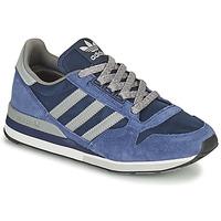 Sko Lave sneakers adidas Originals ZX 500 Blå / Grå