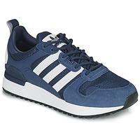 Sko Lave sneakers adidas Originals ZX 700 HD Blå / Hvid