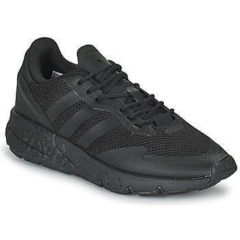 Sko Dreng Lave sneakers adidas Originals ZX 1K BOOST J Sort