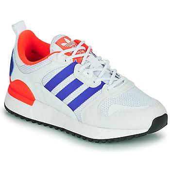 Sko Børn Lave sneakers adidas Originals ZX 700 HD J Blå / Hvid / Rød