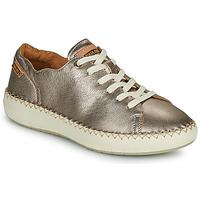 Sko Dame Lave sneakers Pikolinos MESINA W6B Sølv