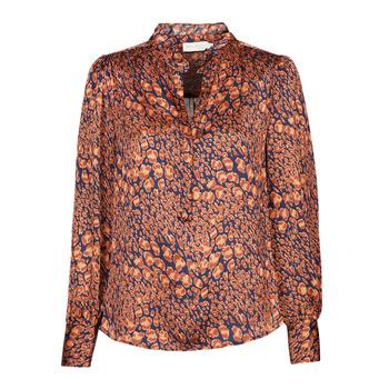 textil Dame Toppe / Bluser See U Soon 21211062 Mursten