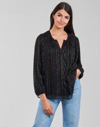 textil Dame Toppe / Bluser See U Soon 21212036 Sort