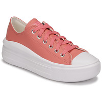 Sko Dame Lave sneakers Converse CHUCK TAYLOR ALL STAR MOVE HYBRID SHINE OX Pink