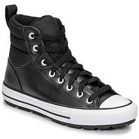 Sko Herre Høje sneakers Converse CHUCK TAYLOR ALL STAR BERKSHIRE BOOT COLD FUSION HI Sort