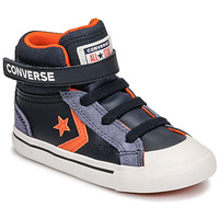 Sko Børn Høje sneakers Converse PRO BLAZE STRAP LEATHER TWIST HI Blå