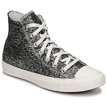 Sko Dame Høje sneakers Converse CHUCK TAYLOR ALL STAR GOLDEN REPAIR HI Sort