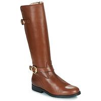 Sko Pige Chikke støvler Acebo's 9904-CUERO-T Brun