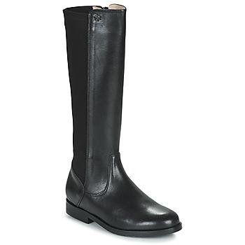Sko Pige Chikke støvler Acebo's 9905PE-NEGRO-T Sort