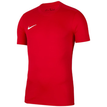 textil Herre T-shirts m. korte ærmer Nike Park VII Tee Rød
