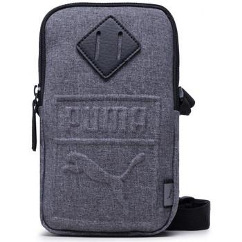 Tasker Skuldertasker Puma S Portable Grå