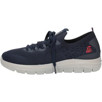 Sko Herre Lave sneakers Luisetti 31118TE Blue