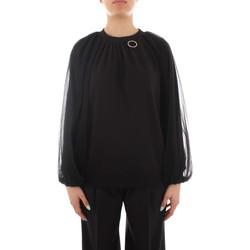 textil Dame Sweatshirts Marella SWEATER BLACK
