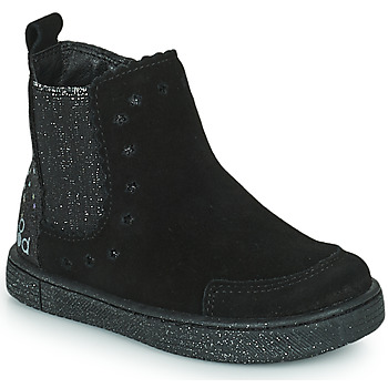 Sko Pige Støvler Mod'8 BLANOU Sort / Glitter