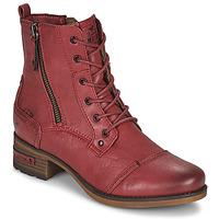 Sko Dame Støvler Mustang 1229513 Rød