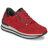 Sko Dame Lave sneakers Gabor 7652868 Rød