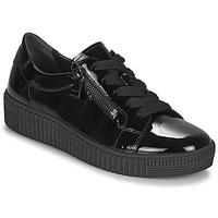 Sko Dame Lave sneakers Gabor 7333497 Sort
