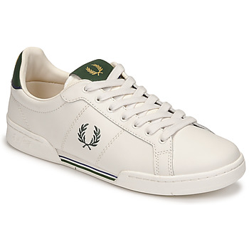 Se Sneakers Fred Perry  B722 LEATHER ved Spartoo