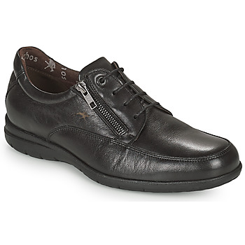 Sko Herre Lave sneakers Fluchos LUCA Sort