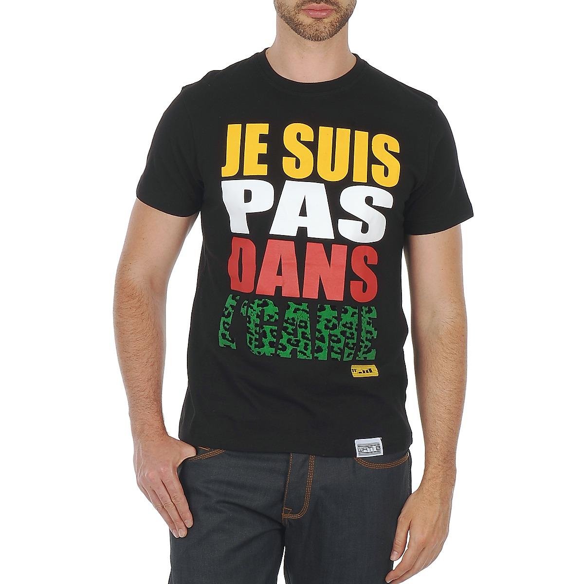 T-shirts m. korte ærmer Wati B  TEE