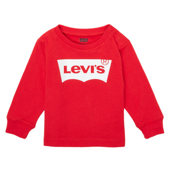 Langærmede T-shirts Levis  L/S BATWING TEE