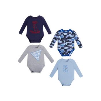 textil Dreng Pyjamas / Natskjorte Guess BOULLA Flerfarvet