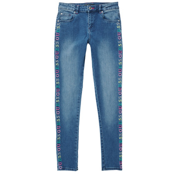 Se Smalle jeans Guess  LOUISA ved Spartoo