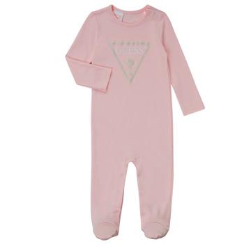 textil Pige Pyjamas / Natskjorte Guess TIFENE Pink