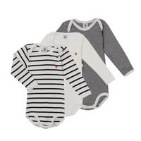 textil Børn Pyjamas / Natskjorte Petit Bateau TEBINE Flerfarvet