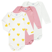textil Pige Pyjamas / Natskjorte Petit Bateau GRELOU Flerfarvet