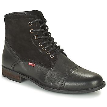 Se Støvler Levis  FOWLER 2.0 ved Spartoo