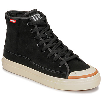 Se Sneakers Levis  SQUARE HIGH ved Spartoo