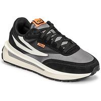 Sko Herre Lave sneakers Fila RENNO Sort