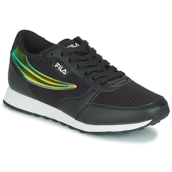 Sko Dame Lave sneakers Fila ORBIT F LOW Sort