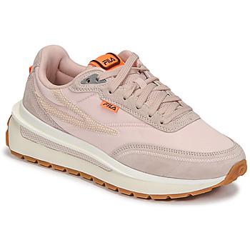 Sko Dame Lave sneakers Fila RENNO Pink