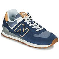 Sko Herre Lave sneakers New Balance 574 Blå