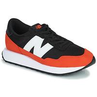 Sko Herre Lave sneakers New Balance 237 Sort / Orange