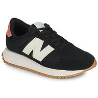 Sko Dame Lave sneakers New Balance 237 Sort / Hvid / Pink