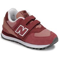 Sko Pige Lave sneakers New Balance 574 Pink