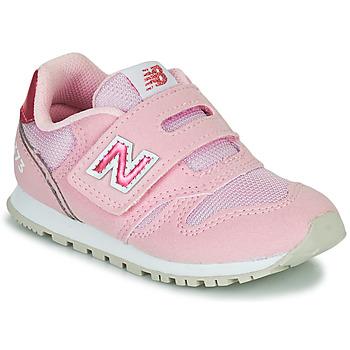 Sko Pige Lave sneakers New Balance 373 Pink
