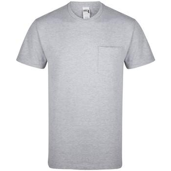 textil T-shirts m. korte ærmer Gildan GD019 Sport Grey