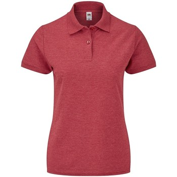 Se Polo-t-shirts m. korte ærmer Fruit Of The Loom  SS86 ved Spartoo
