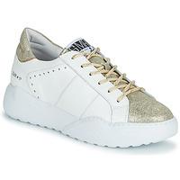 Sko Dame Lave sneakers Semerdjian KYLE Hvid / Guld