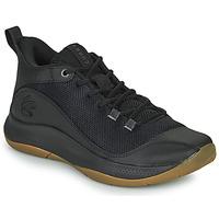 Sko Herre Basketstøvler Under Armour 3Z5 Sort
