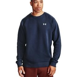 textil Herre Sweatshirts Under Armour UA Rival Blå