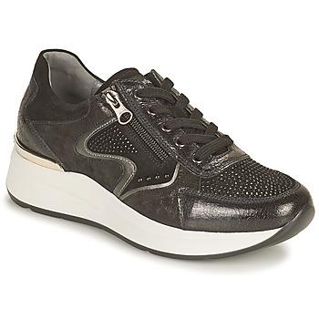 Sko Dame Lave sneakers NeroGiardini  Sort
