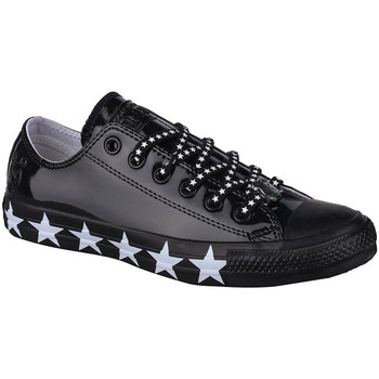 Se Sneakers Converse  Chuck Taylor All Star Miley Cyrus ved Spartoo
