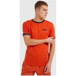 textil Herre T-shirts m. korte ærmer Ellesse CAMISETA HOMBRE  SHI11287 Orange